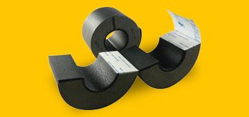 AEROFLEX® AEROFIX - Rohrhalterungen