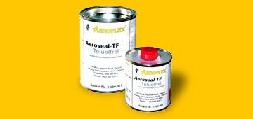 AEROSEAL® - TF Tolueenvrije speciaallijm voor het verlijmen van flexibele isolatiematerialen