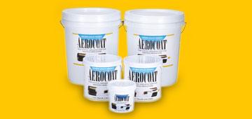 AEROCOAT® – Acryl-emulsieverf voor Aeroflex-isolatiemateriaal