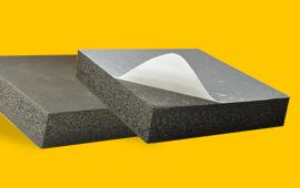 AEROFLEX® KKS - platen / platen op rol